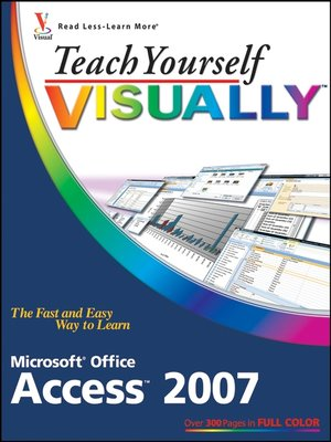 Ms Access 2007 Tutorial Ebook