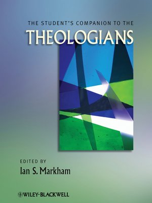 cover image of The Student's Companion to the Theologians