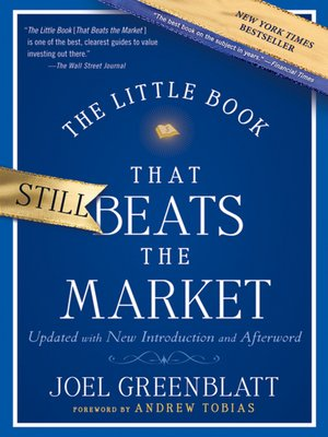cover image of The Little Book That Still Beats the Market