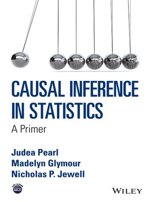 cover image of Causal Inference in Statistics
