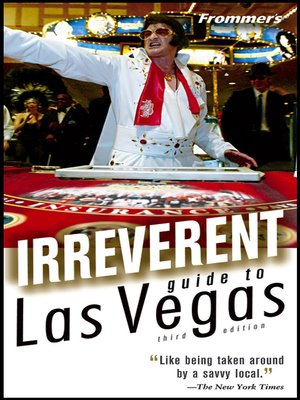 cover image of Frommer's Irreverent Guide to Las Vegas