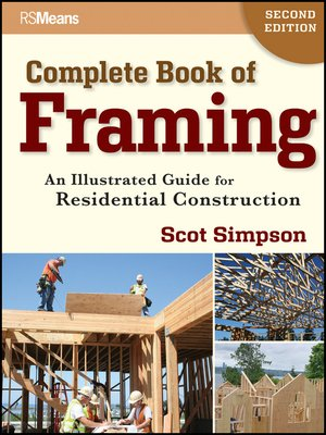 cover image of Complete Book of Framing