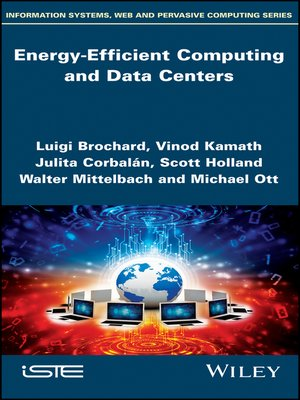 cover image of Energy-Efficient Computing and Data Centers