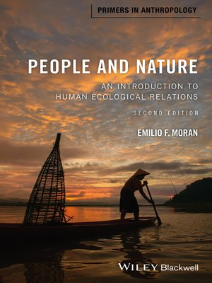 cover image of People and Nature