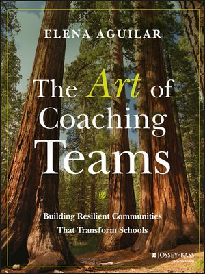 cover image of The Art of Coaching Teams