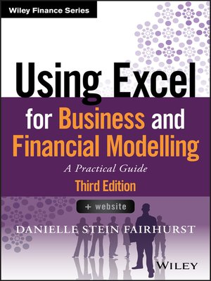 cover image of Using Excel for Business and Financial Modelling