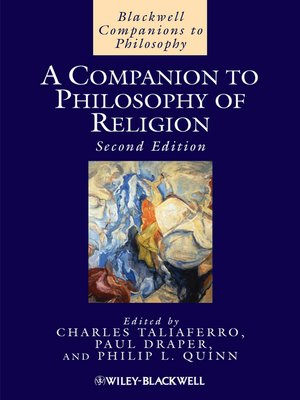 cover image of A Companion to Philosophy of Religion
