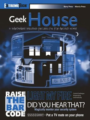cover image of Geek House