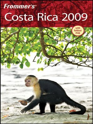 cover image of Frommer's® Costa Rica 2009