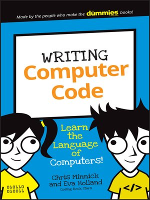cover image of Writing Computer Code
