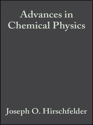 cover image of Advances in Chemical Physics, Chemical Dynamics