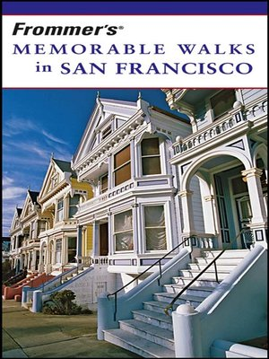 cover image of Frommer's Memorable Walks in San Francisco