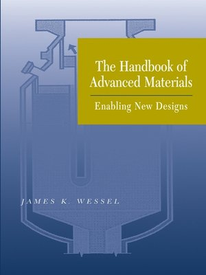 cover image of The Handbook of Advanced Materials