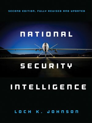 cover image of National Security Intelligence