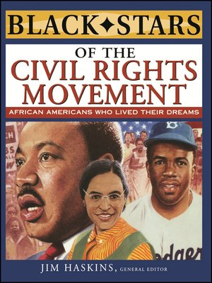 cover image of Black Stars of the Civil Rights Movement