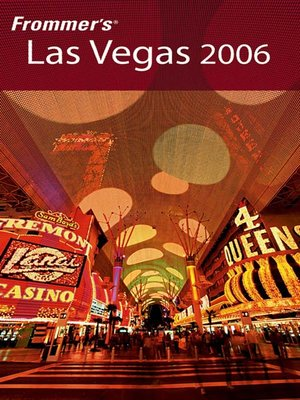 cover image of Frommer's Las Vegas 2006