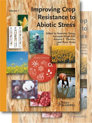 cover image of Improving Crop Resistance to Abiotic Stress