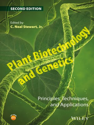 cover image of Plant Biotechnology and Genetics