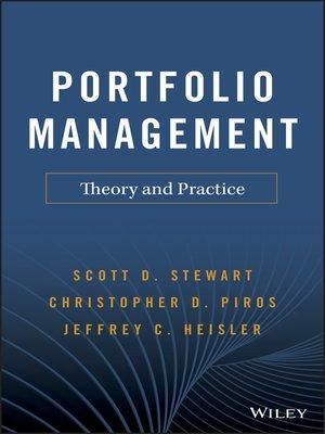 cover image of Portfolio Management