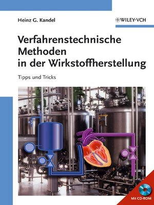 cover image of Verfahrenstechnische Methoden in der Wirkstoffherstellung