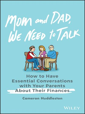 cover image of Mom and Dad, We Need to Talk