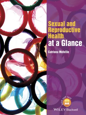cover image of Sexual and Reproductive Health at a Glance