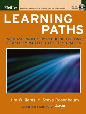 cover image of Learning Paths
