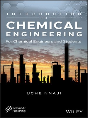 cover image of Introduction to Chemical Engineering