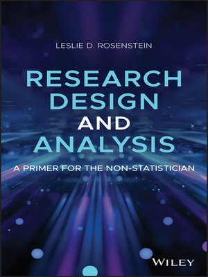 cover image of Research Design and Analysis