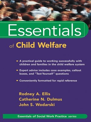 social work child welfare