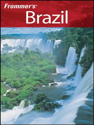 cover image of Frommer's Brazil