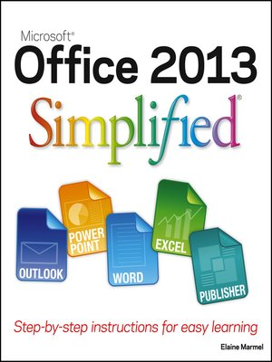 cover image of Office 2013 Simplified