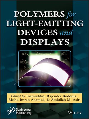 cover image of Polymers for Light-emitting Devices and Displays
