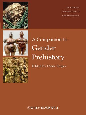 cover image of A Companion to Gender Prehistory