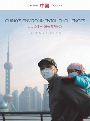 cover image of China's Environmental Challenges