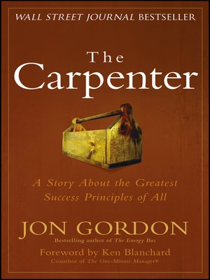 cover image of The Carpenter