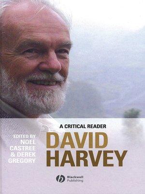 cover image of David Harvey