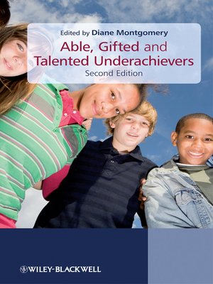 cover image of Able, Gifted and Talented Underachievers