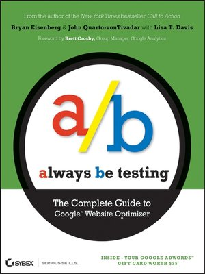 cover image of Always Be Testing