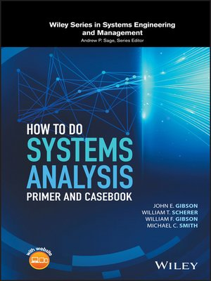 cover image of How to Do Systems Analysis