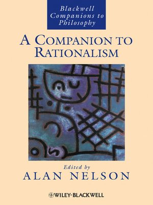 cover image of A Companion to Rationalism