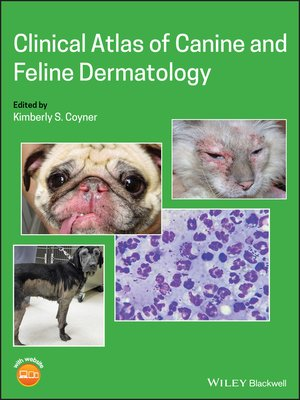 cover image of Clinical Atlas of Canine and Feline Dermatology