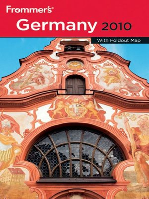 cover image of Frommer's Germany 2010