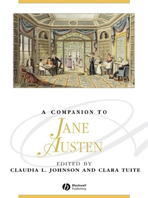 cover image of A Companion to Jane Austen