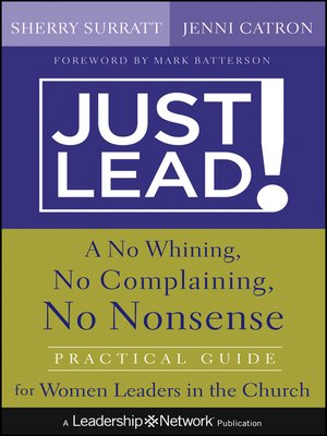 cover image of Just Lead!