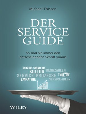 cover image of Der Service Guide