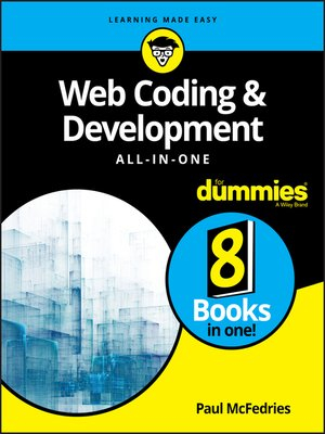 cover image of Web Coding & Development All-in-One For Dummies