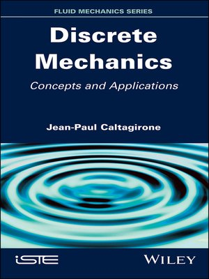 cover image of Discrete Mechanics