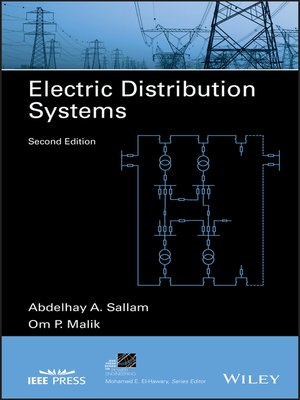 cover image of Electric Distribution Systems