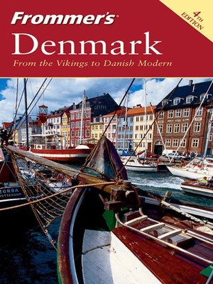 cover image of Frommer's Denmark